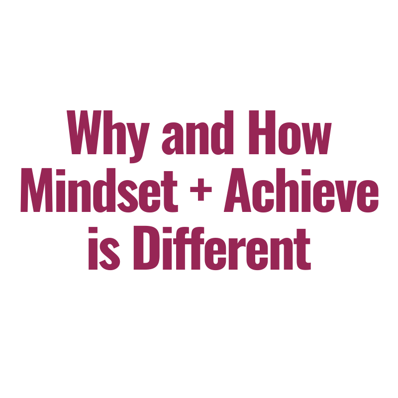 Mindset + Achieve Coaching Program for Mompreneurs